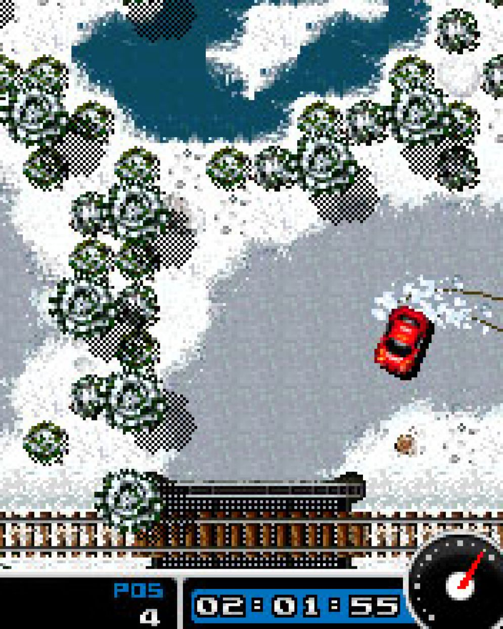 Screenshot ze hry 4x4 Extreme Rally 2006 - Recenze-her.cz