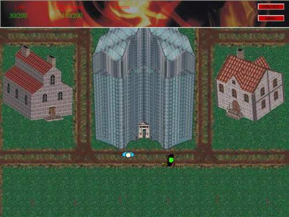 Screenshot ze hry A Day After - Recenze-her.cz