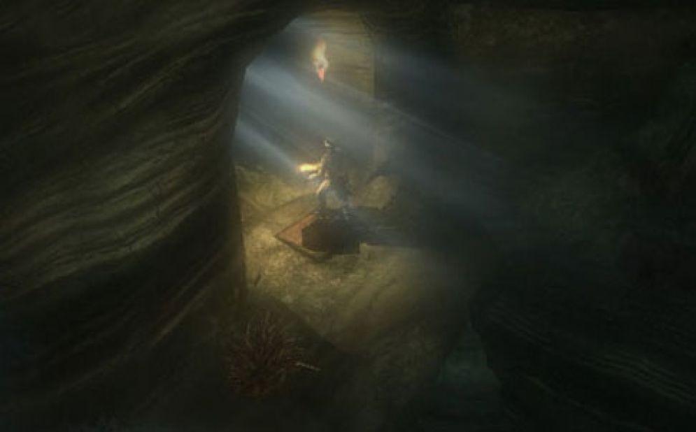 Screenshot ze hry Adams Venture - Recenze-her.cz