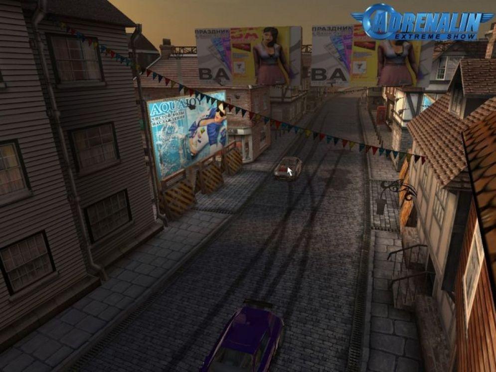 Screenshot ze hry Adrenalin: Extreme Show - Recenze-her.cz