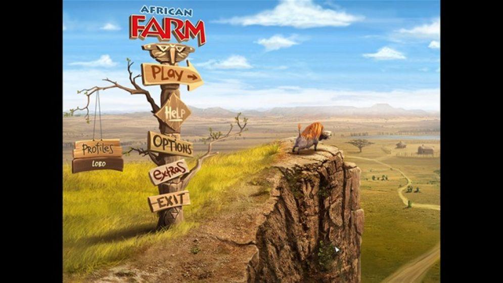 Screenshot ze hry African Farm - Recenze-her.cz