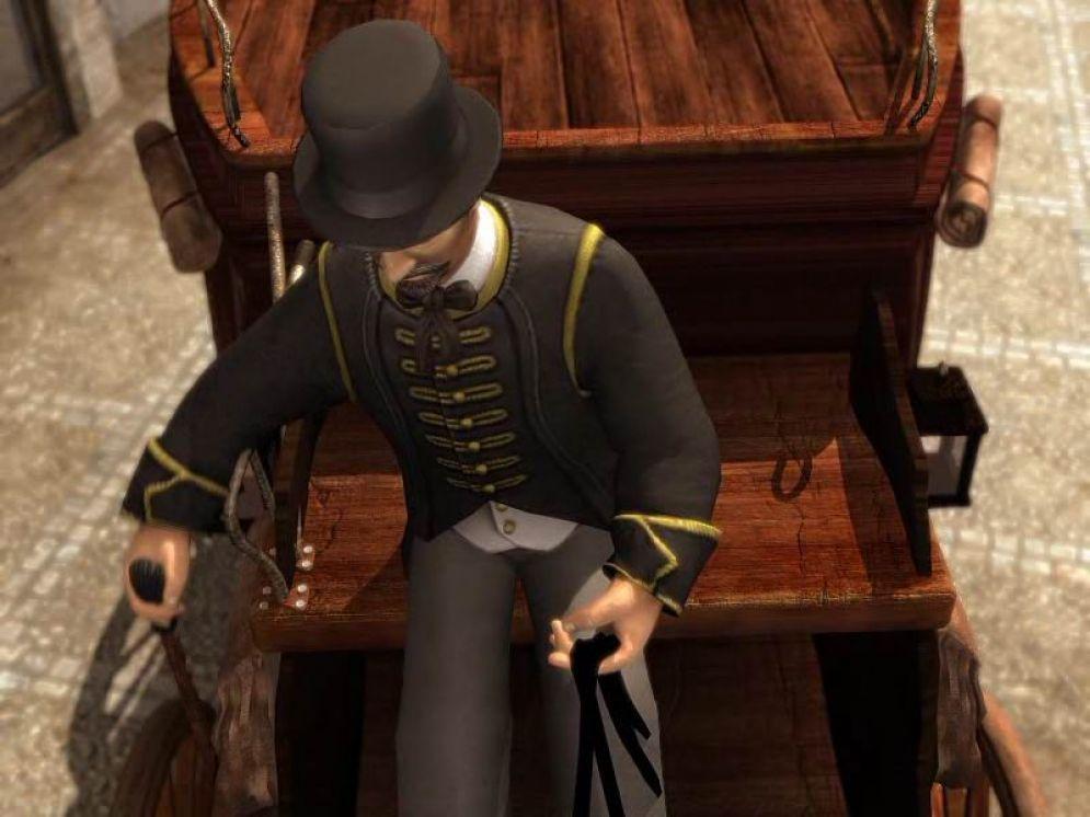 Screenshot ze hry AGON: Lost Sword of Toledo - Recenze-her.cz