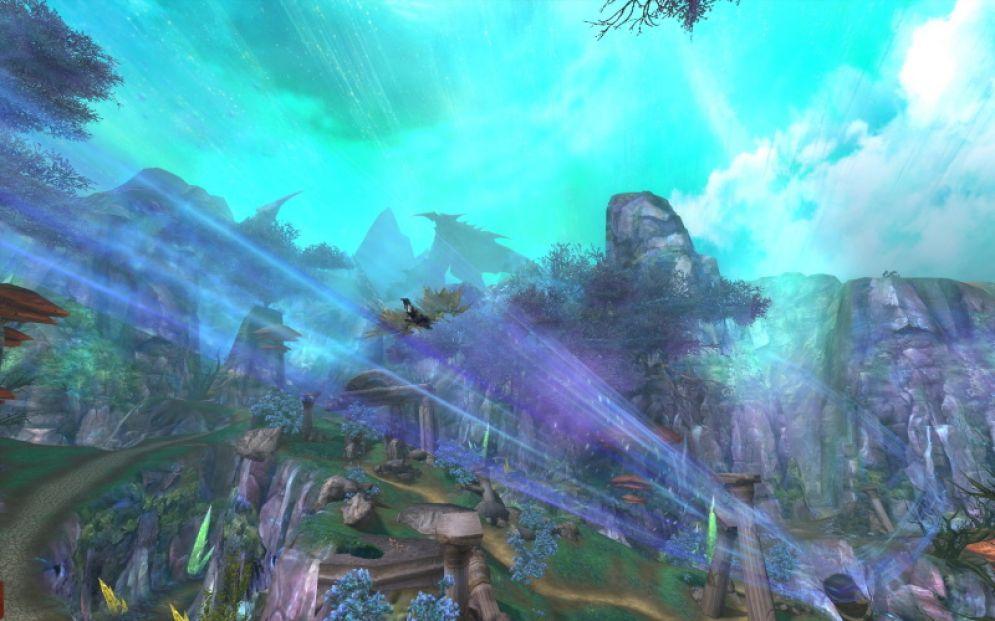 Screenshot ze hry Aion: Assault on Balaurea - Recenze-her.cz