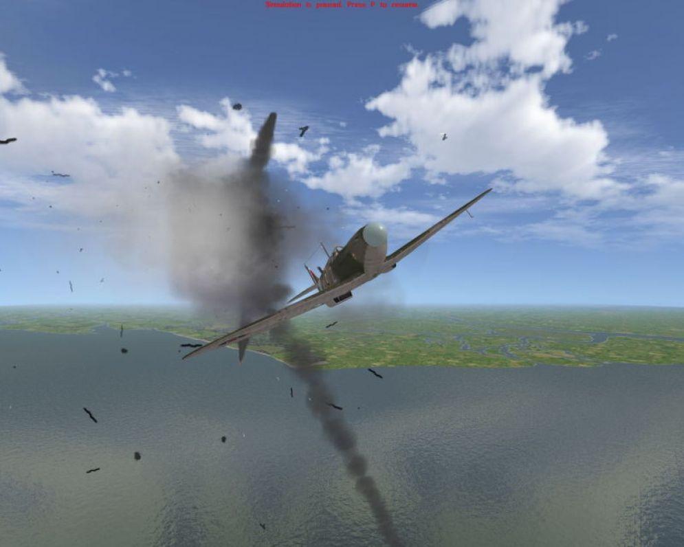 Screenshot ze hry Air Battles: Sky Defender - Recenze-her.cz