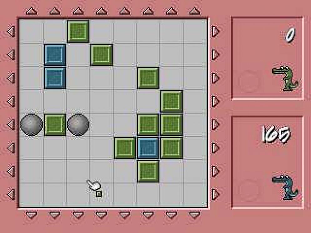 Screenshot ze hry Alex the Allegator 2 - Recenze-her.cz