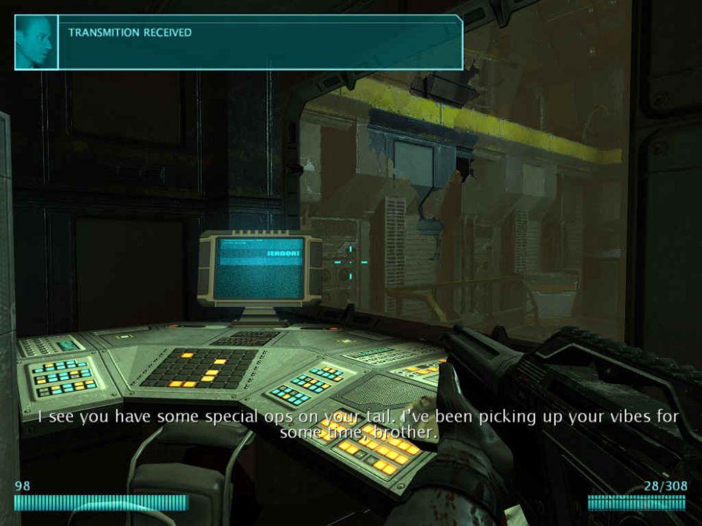 Screenshot ze hry Alpha Prime - Recenze-her.cz