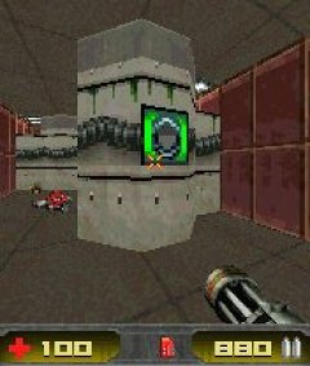 Screenshot ze hry Alpha Zone 3D - Recenze-her.cz