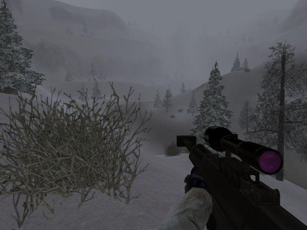 Screenshot ze hry America´s Army - Recenze-her.cz