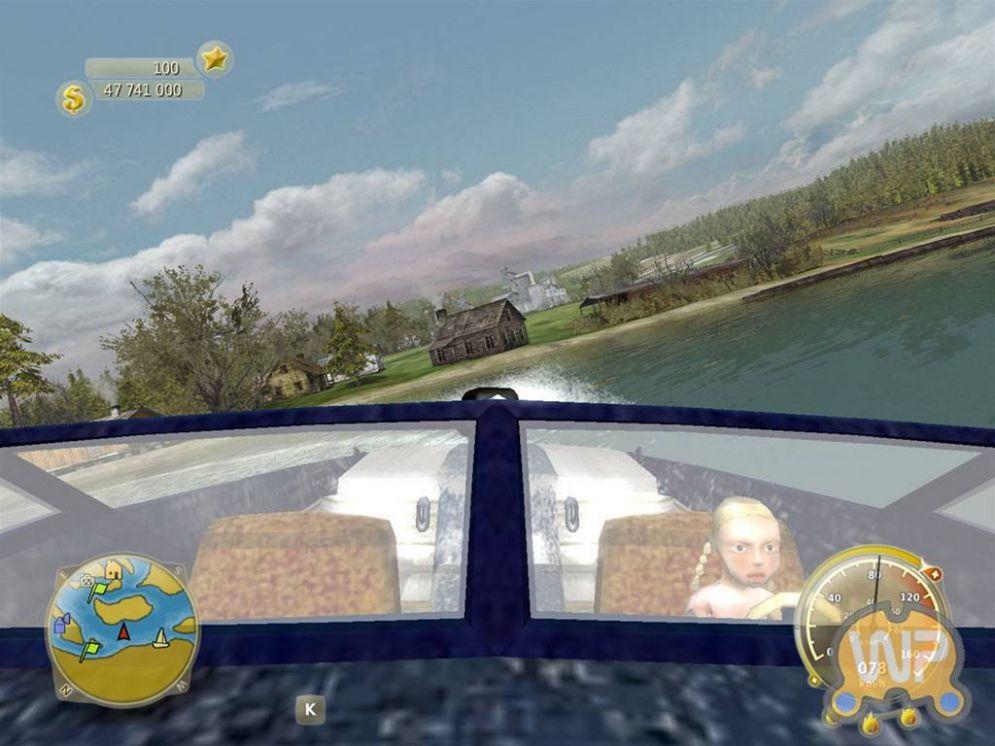 Screenshot ze hry Aquadelic GT - Recenze-her.cz