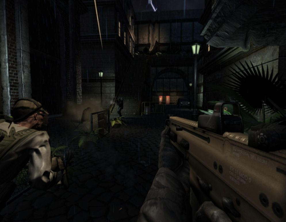 Screenshot ze hry Armed Forces Corp. - Recenze-her.cz