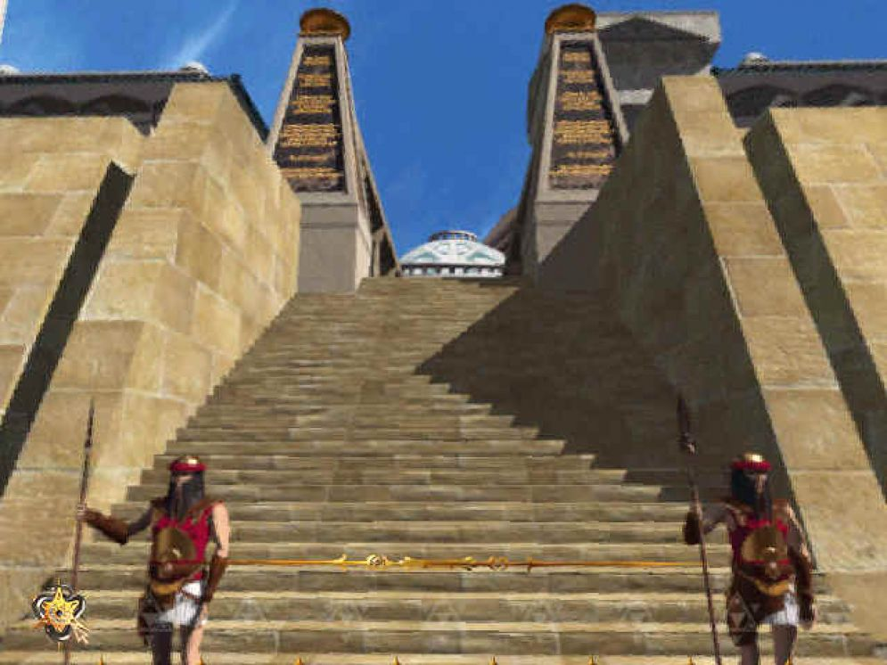 Screenshot ze hry Atlantis 1: The Lost Tales - Recenze-her.cz