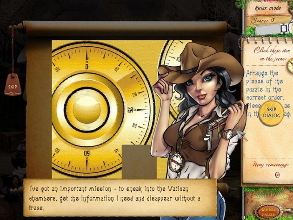 Screenshot ze hry Atlantis - Recenze-her.cz