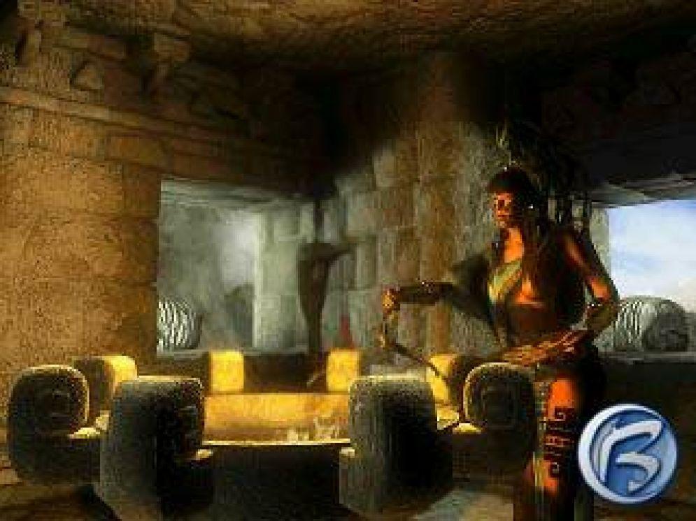 Screenshot ze hry Atlantis II - Recenze-her.cz