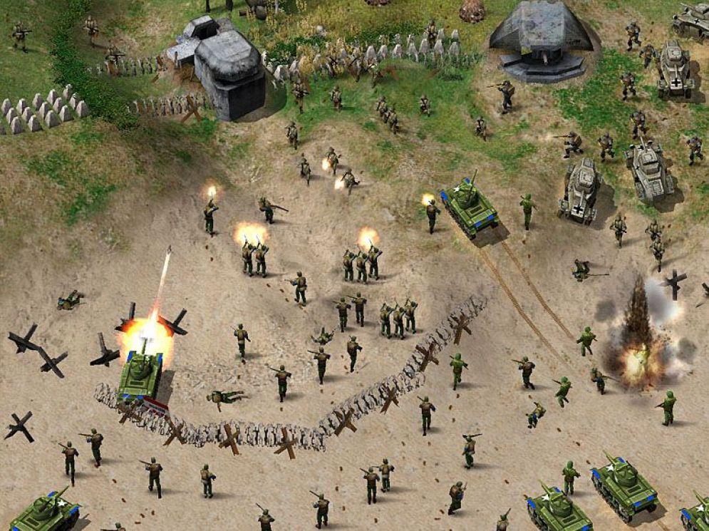 Screenshot ze hry Axis & Allies - Recenze-her.cz