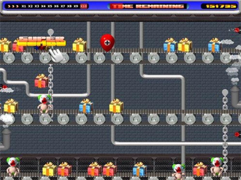 Screenshot ze hry Baby Boom 2 - Recenze-her.cz