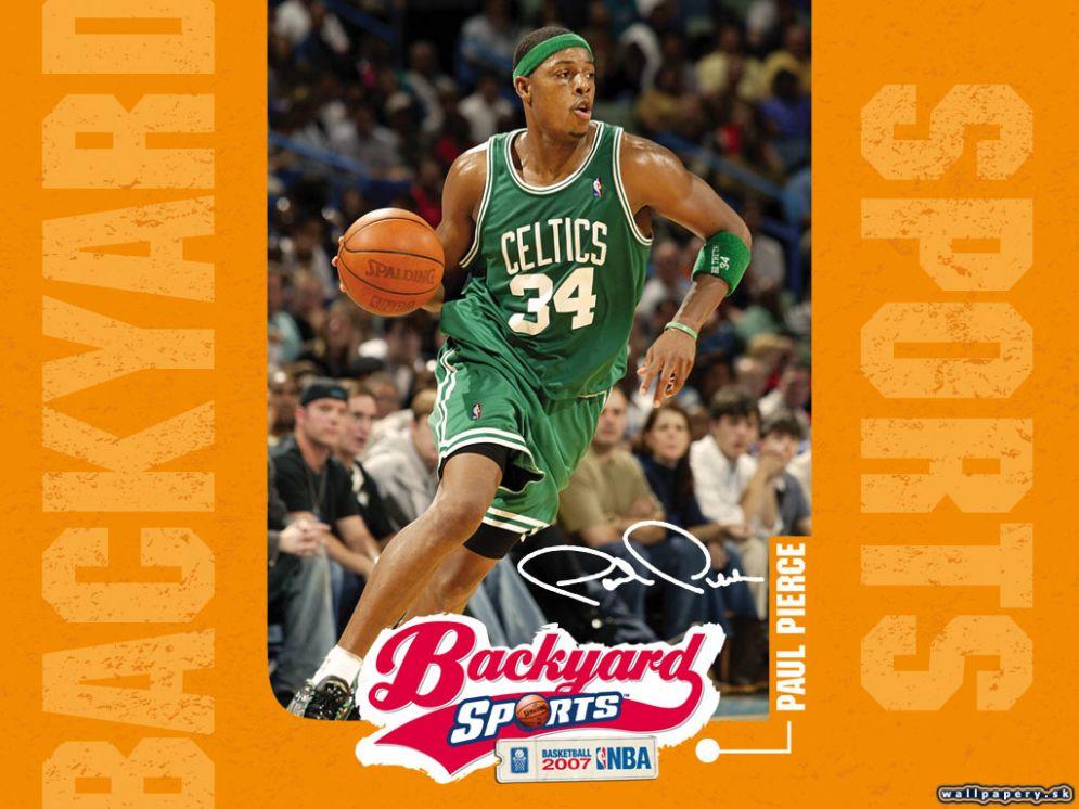 Screenshot ze hry Backyard Basketball 2007 - Recenze-her.cz
