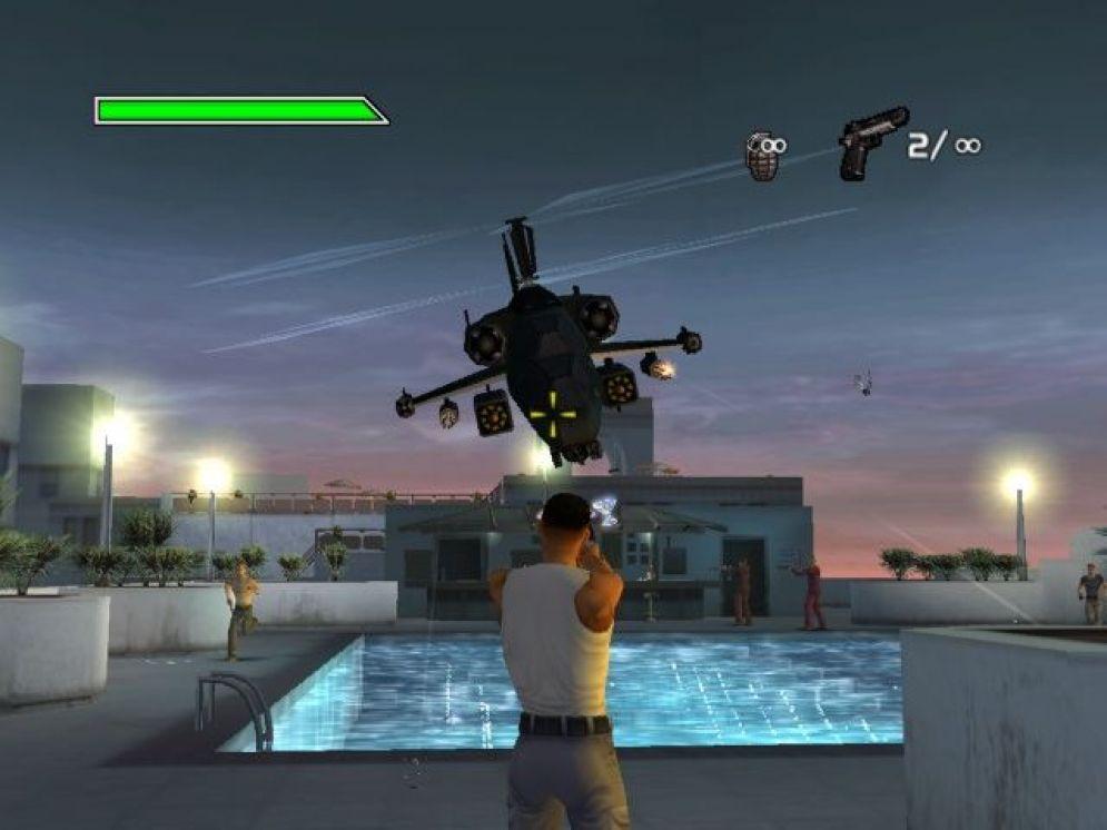 Screenshot ze hry Bad boys 2 - Recenze-her.cz