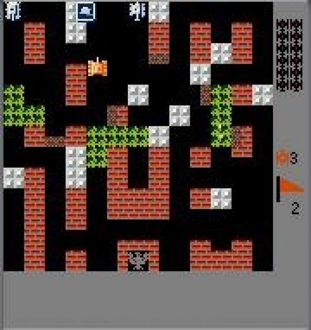 Screenshot ze hry Battle City - Recenze-her.cz