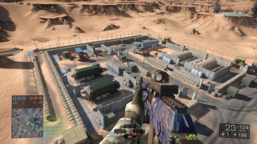 Screenshot ze hry Battlefield 4: China Rising - Recenze-her.cz