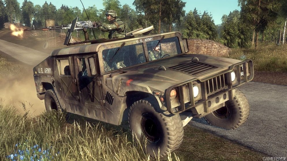 Screenshot ze hry Battlefield: Bad Company - Recenze-her.cz