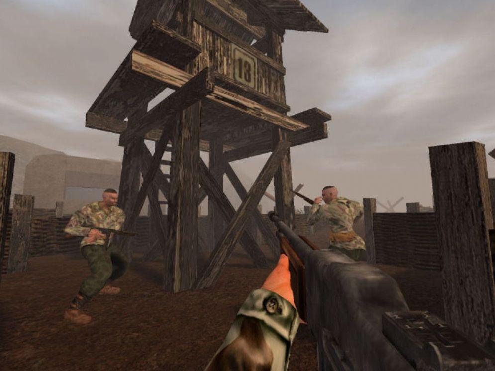 Screenshot ze hry BattleStrike: Secret Weapons - Recenze-her.cz