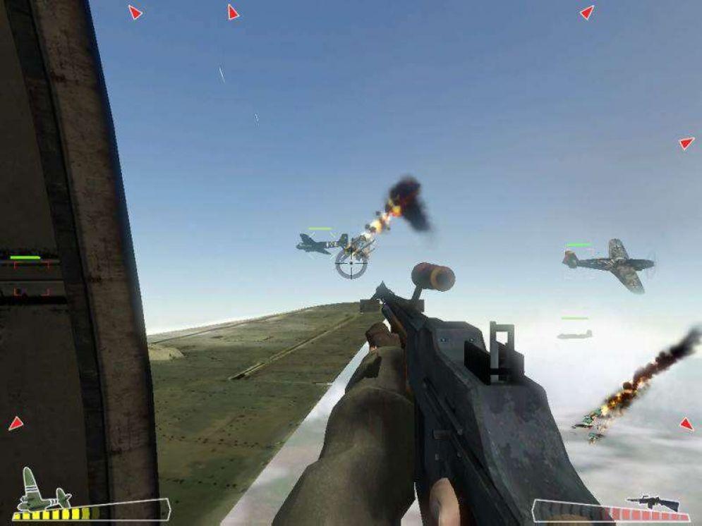 Screenshot ze hry Battlestrike: The Road to Berlin - Recenze-her.cz