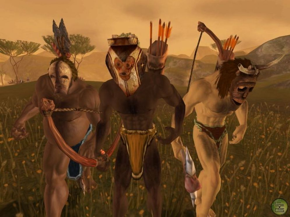 Screenshot ze hry BC - Recenze-her.cz