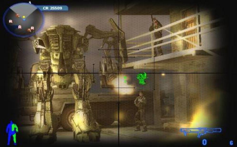 Screenshot ze hry Bet on Soldier Black-out Saigon - Recenze-her.cz