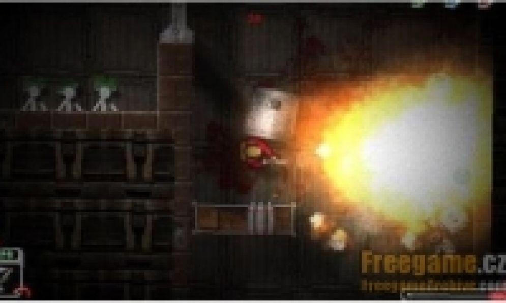 Screenshot ze hry Black Out - Recenze-her.cz