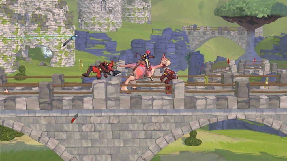 Screenshot ze hry Blade Kitten - Recenze-her.cz