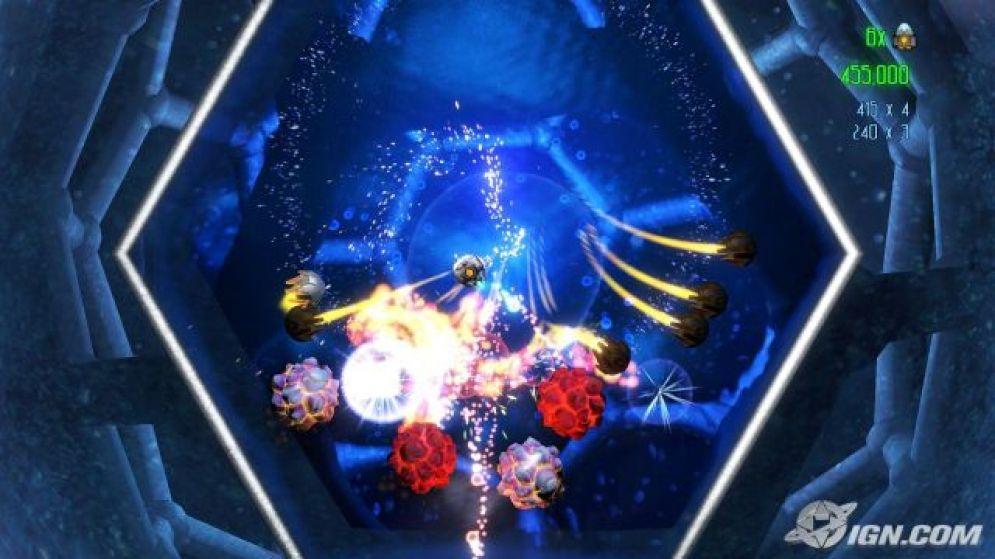 Screenshot ze hry Blast Factor - Recenze-her.cz
