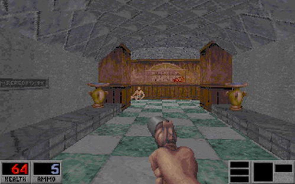 Screenshot ze hry Blood - Recenze-her.cz