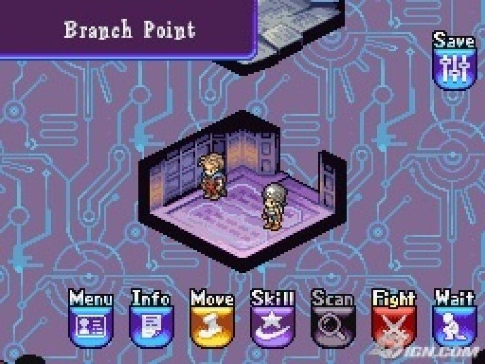 Screenshot ze hry Blue Dragon Plus - Recenze-her.cz