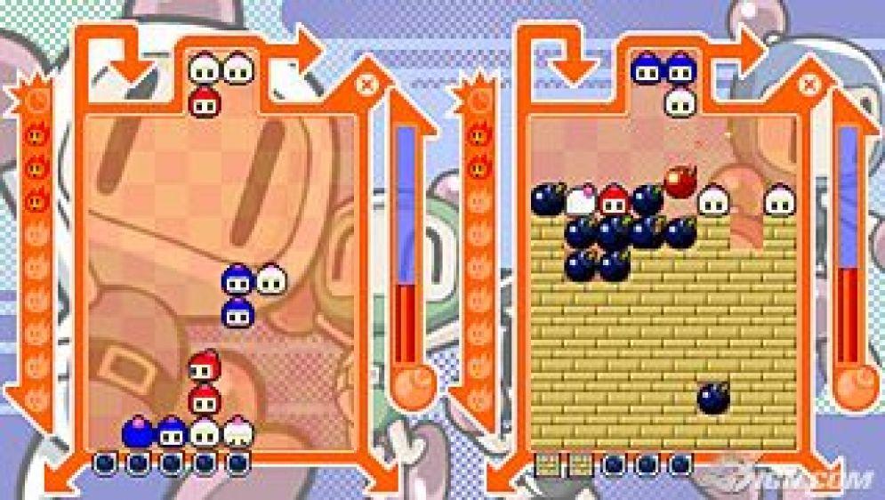 Screenshot ze hry Bomberman: Panic Bomber - Recenze-her.cz