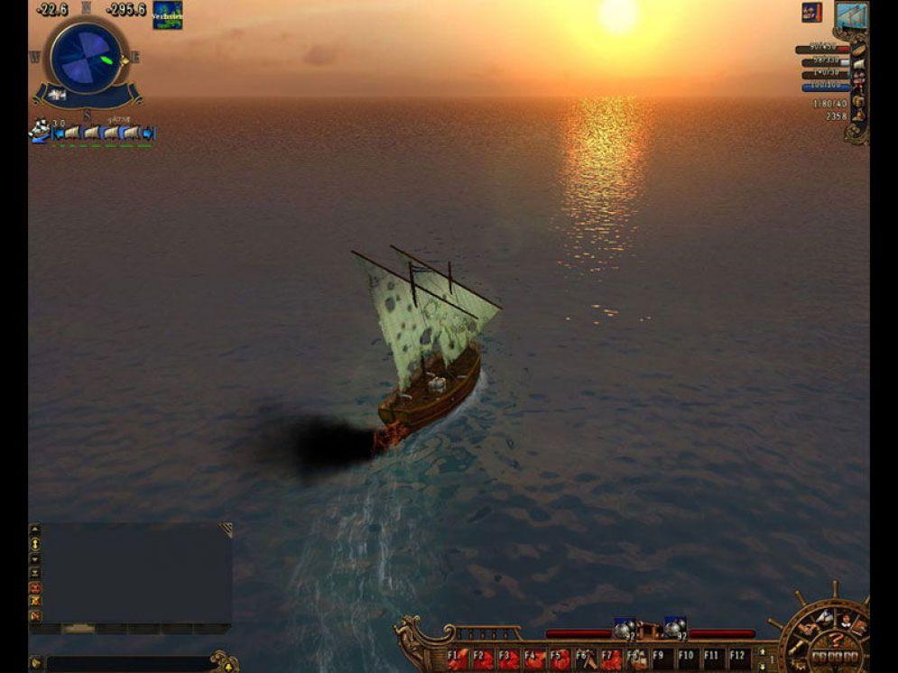 Screenshot ze hry Bounty Bay Online - Recenze-her.cz