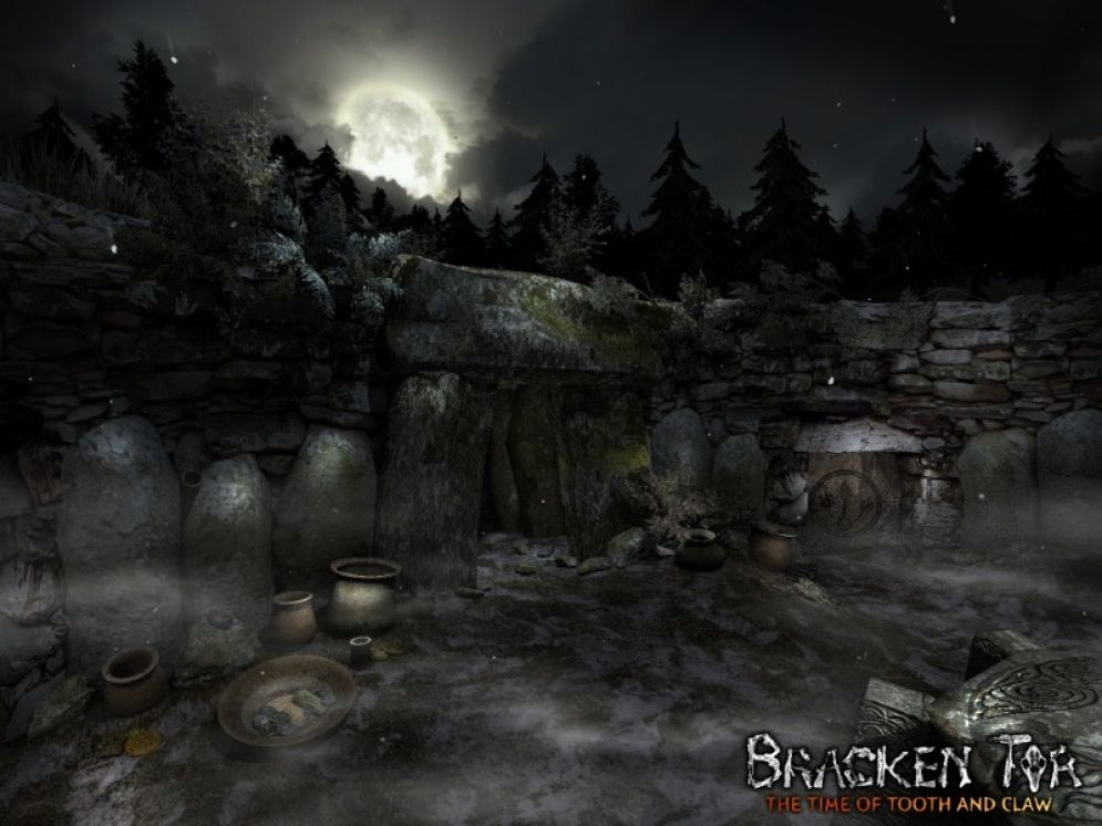Screenshot ze hry Bracken Tor: The Time of Tooth and Claw - Recenze-her.cz