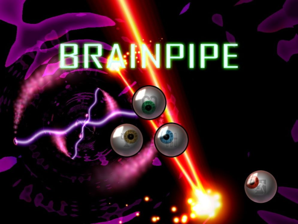 Screenshot ze hry Brainpipe: A Plunge to Unhumanity - Recenze-her.cz