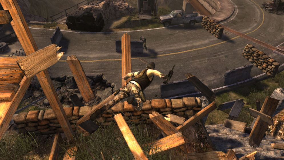 Screenshot ze hry Breach - Recenze-her.cz