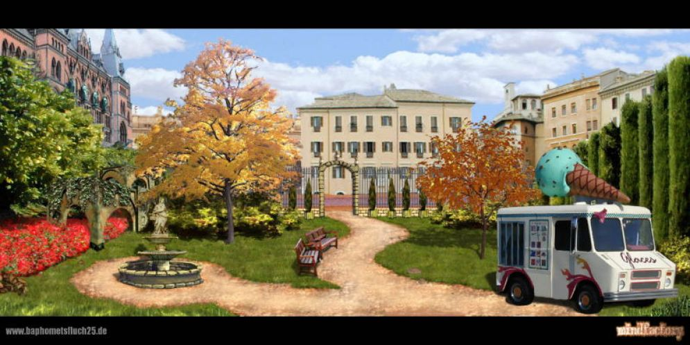 Screenshot ze hry Broken Sword 2.5: The Return of The Templars - Recenze-her.cz