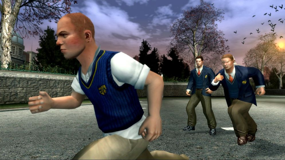 Screenshot ze hry Bully: Scholarship Edition - Recenze-her.cz