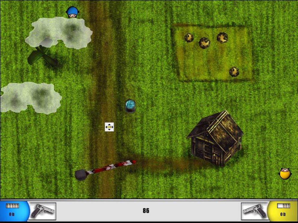 Screenshot ze hry Bulové - Recenze-her.cz