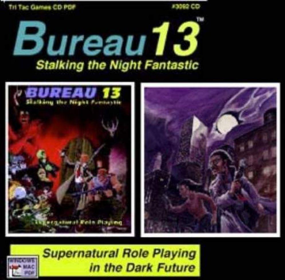 Screenshot ze hry Bureau 13 - Recenze-her.cz