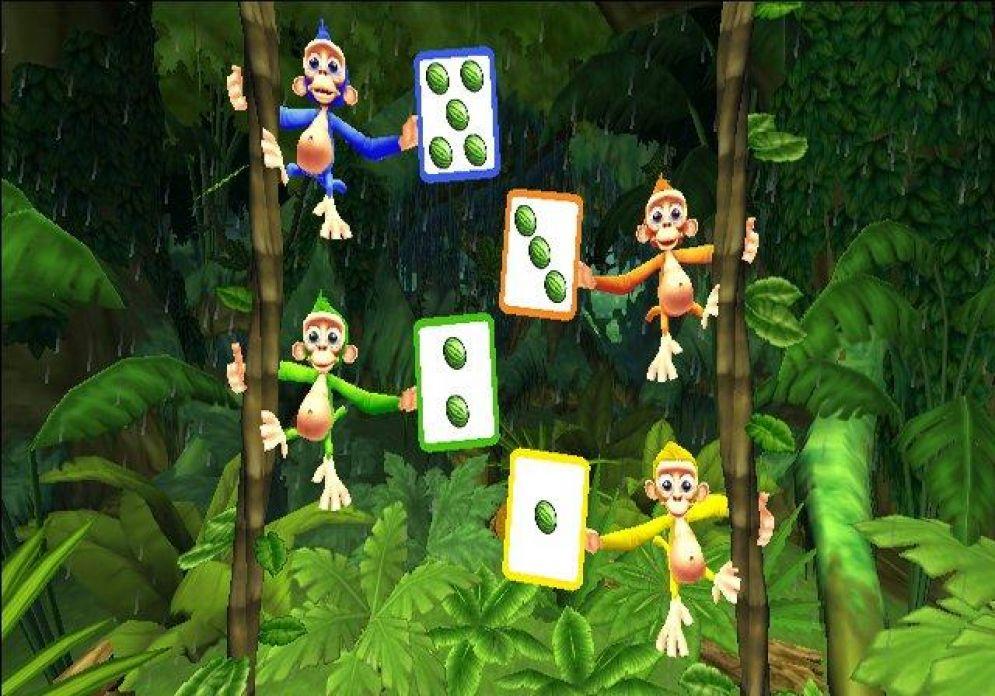 Screenshot ze hry Buzz! Junior: The Jungle Party - Recenze-her.cz