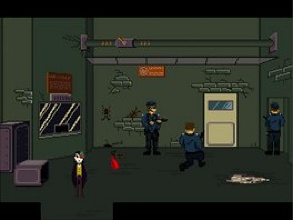 Screenshot ze hry Byte of The Draculator 2 - Recenze-her.cz