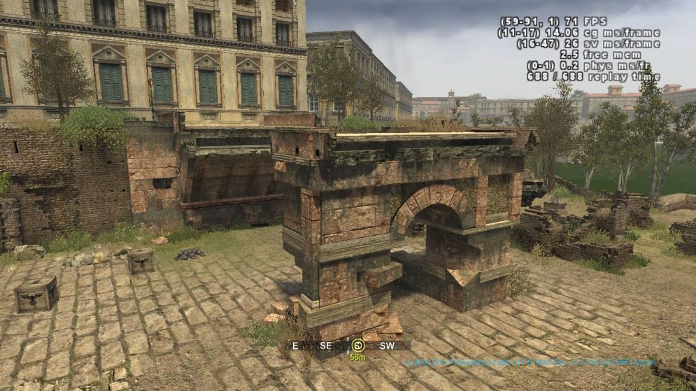 Screenshot ze hry Call of Duty: Devil´s Brigade - Recenze-her.cz