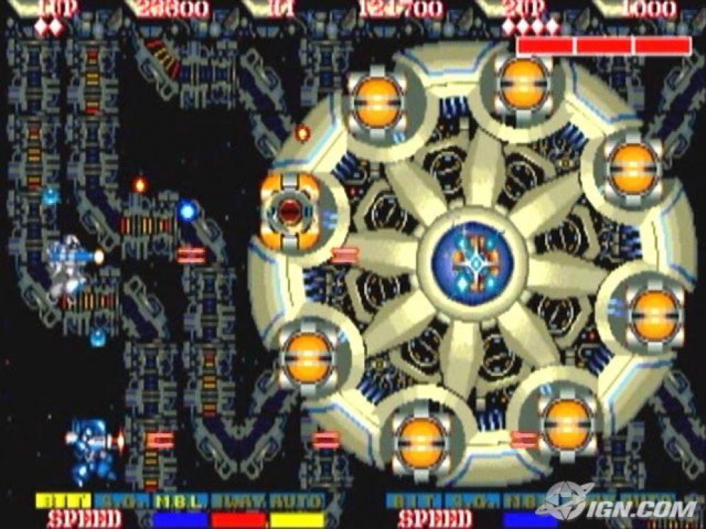 Screenshot ze hry Capcom Classics Collection Vol. 2  - Recenze-her.cz