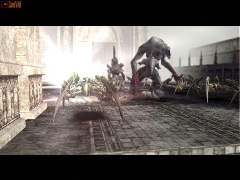 Screenshot ze hry Chaos Legion - Recenze-her.cz