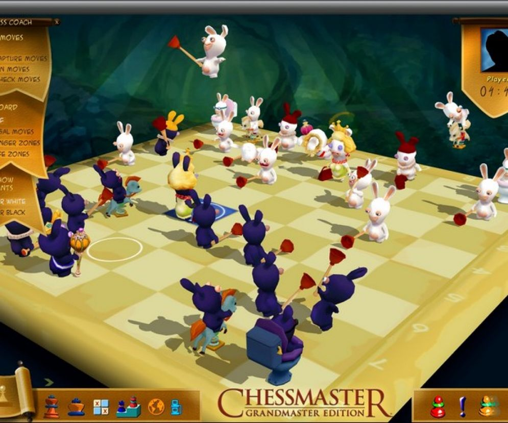 Screenshot ze hry Chessmaster XI: Grandmaster Edition - Recenze-her.cz