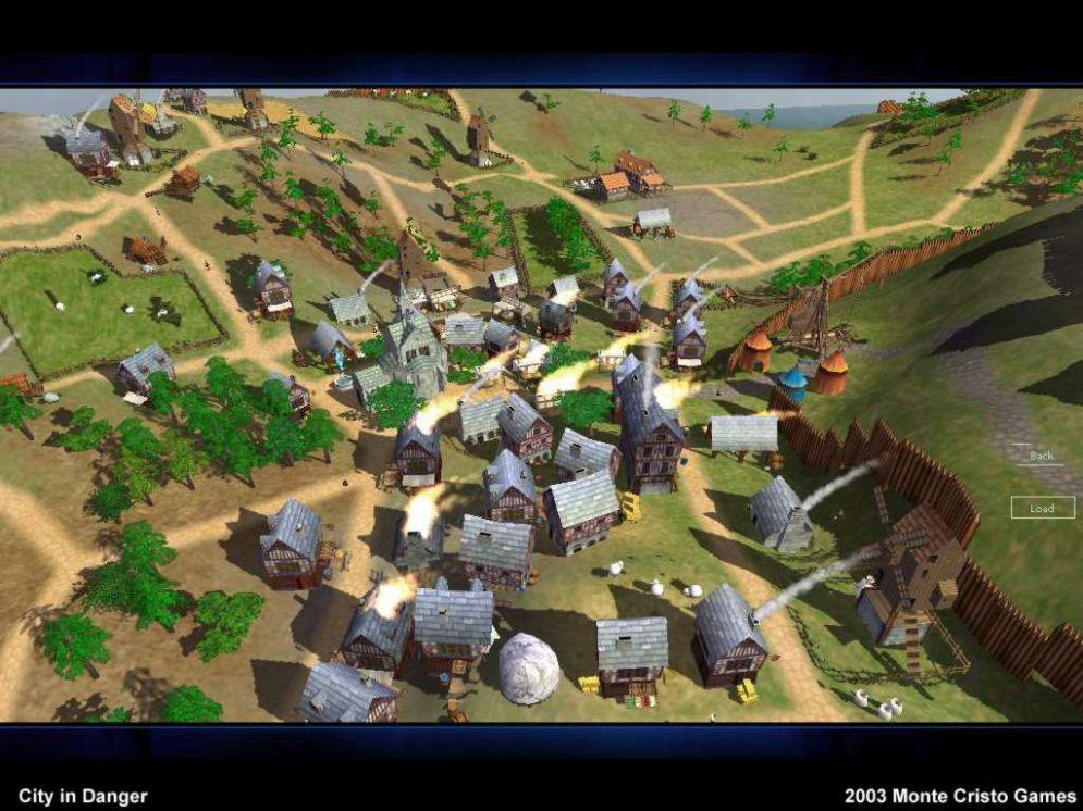 Screenshot ze hry City in Danger - Recenze-her.cz
