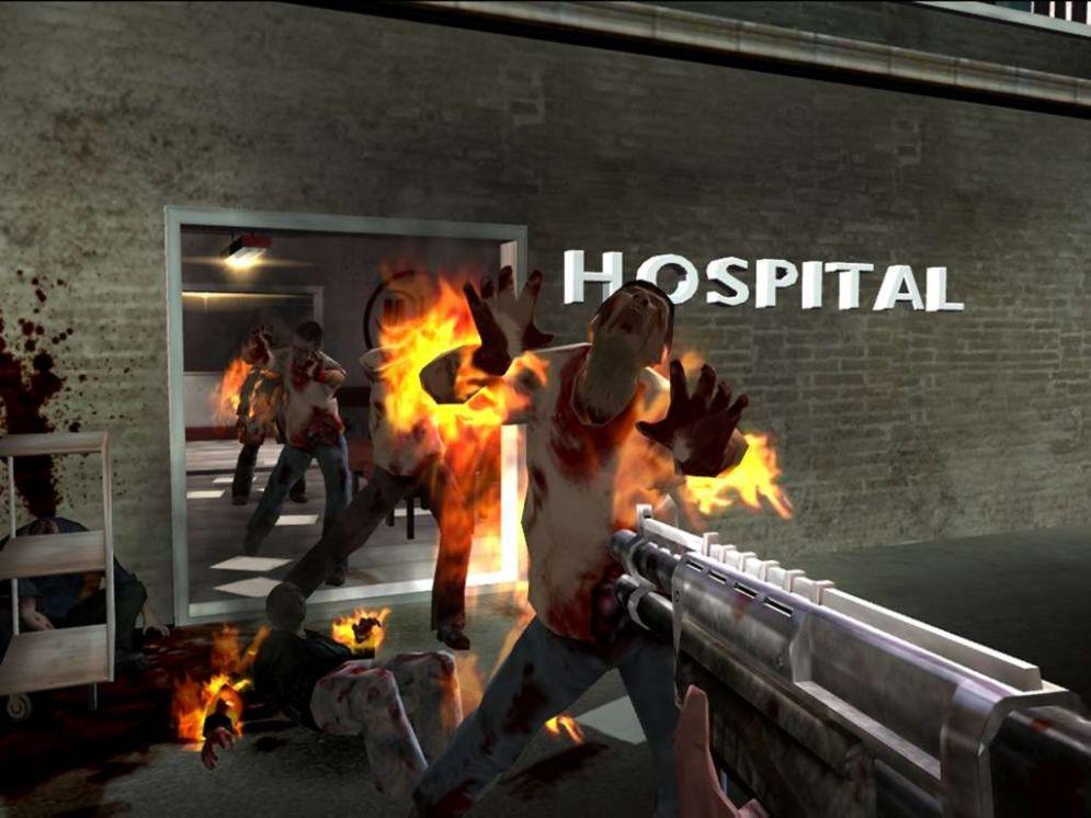 Screenshot ze hry City of the Dead - Recenze-her.cz